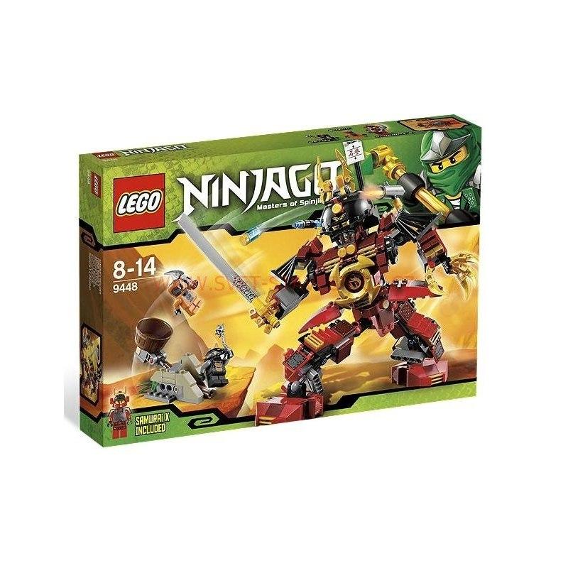 LEGO NINJAGO - Robot samuraj 9448