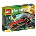 LEGO NINJAGO - Bojová motorka 70501