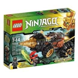 LEGO NINJAGO - Coleův razicí vrták 70502