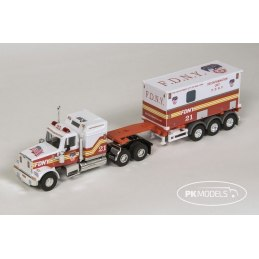 Monti System MS 1273 - F.D.N.Y. Decontamination Unit 1:48