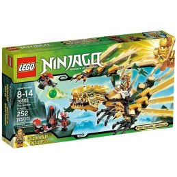 LEGO NINJAGO - Zlatý drak 70503