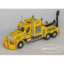 Monti System MS 1281 - PETROL TOW TRUCK 1:48
