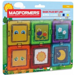 Magformers - Kartičky obrázky, 6 ks