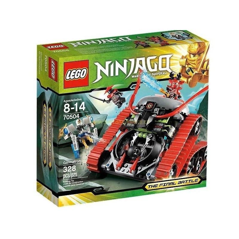 LEGO NINJAGO - Garmadonův pásák 70504