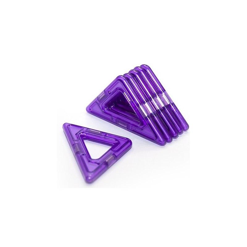 Magformers - Pravoúhlé trojúhelníčky 6 ks