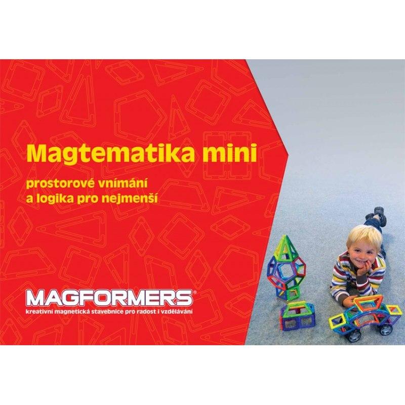 Magformers - Učebnice Magtematika CZ