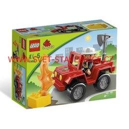 LEGO DUPLO - Velitel hasičů 6169