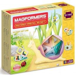 Magformers - Můj první Pastelle 30 dílků