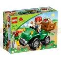 LEGO Duplo - Farmářova čtyřkolka 5645