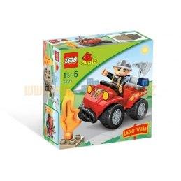 LEGO Duplo - Velitel hasičů 5603