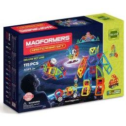 Magformers - Mastermind 115 dílků