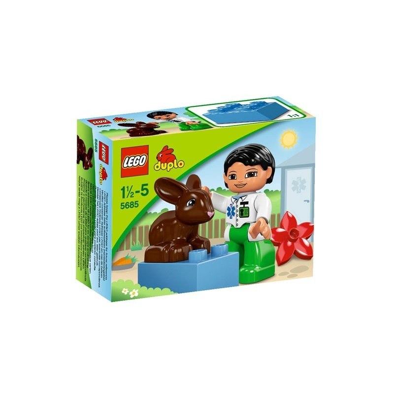 LEGO DUPLO - Veterinář 5685