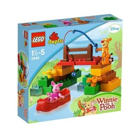 LEGO DUPLO Pú - Expedice s tygříkem 5946