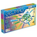 Tvá představivost potřebuje víc prostoru a víc dílků. Proto je tu Geomag Color 91 v zelenomodré kombinaci.
