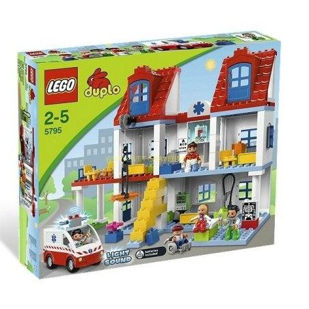 LEGO DUPLO - Velká městská nemocnice 5795
