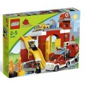 LEGO DUPLO - Hasičská stanice 6168