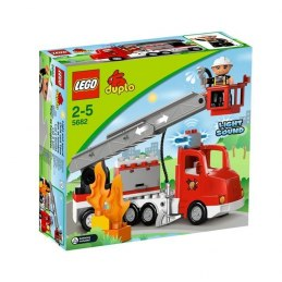 LEGO DUPLO - Hasičské auto 5682