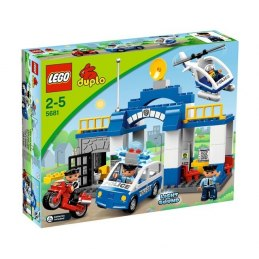 LEGO DUPLO - Policejní stanice 5681