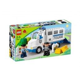 LEGO DUPLO - Policejní dodávka 5680