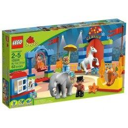 LEGO DUPLO - Můj první cirkus 10504