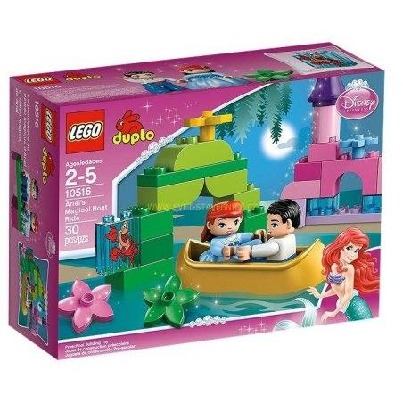 LEGO DUPLO - Ariel na výletě lodí 10516