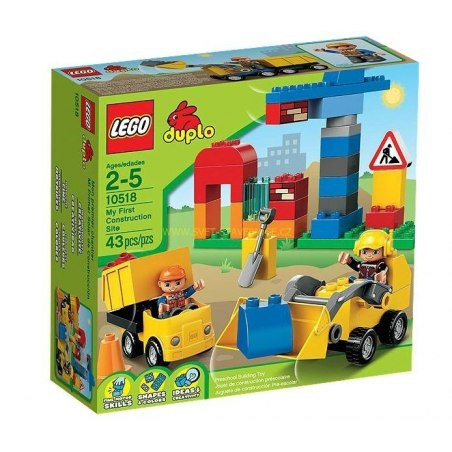 LEGO DUPLO - Moje první stavba 10518