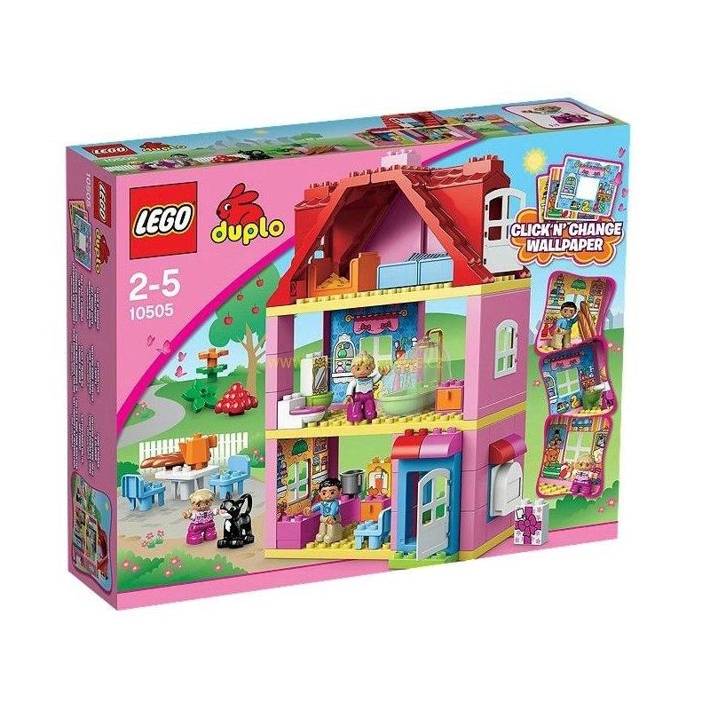 LEGO DUPLO - Domek na hraní 10505