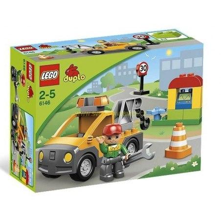 LEGO DUPLO - Odtahový vůz 6146