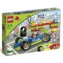 LEGO DUPLO - Závodní tým 6143
