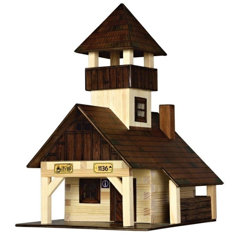 Stavebnice Walachia - Turistická bouda
