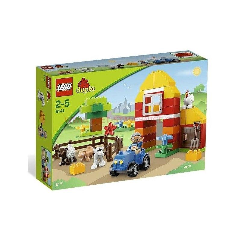 LEGO DUPLO - Moje první farma 6141