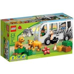 LEGO DUPLO - Zoo autobus 10502