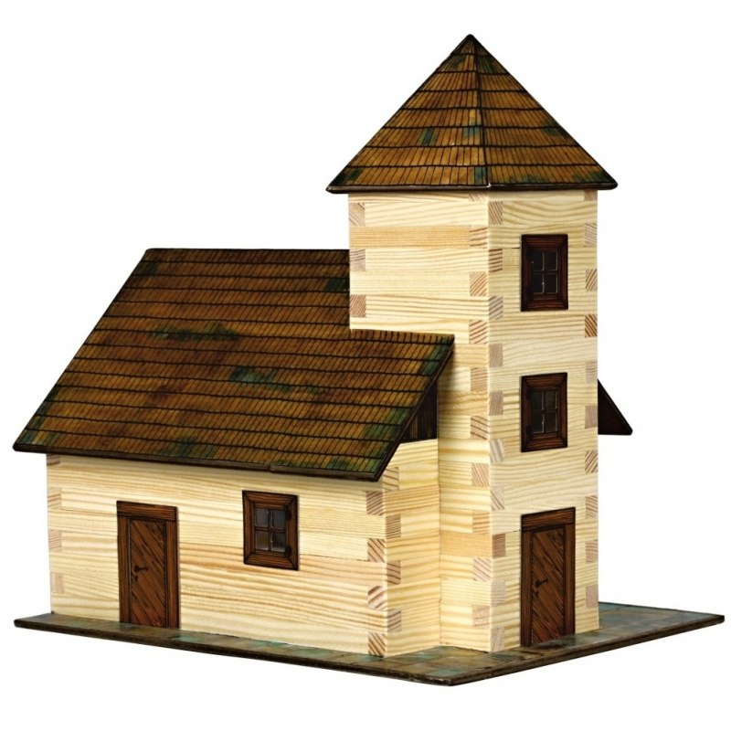 Stavebnice Walachia - Kostel