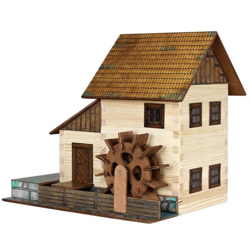 Stavebnice Walachia - Vodní mlýn