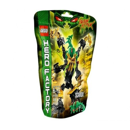 LEGO HERO FACTORY - Jizvoun 44003