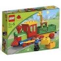LEGO DUPLO - Vláček v zoo 6144