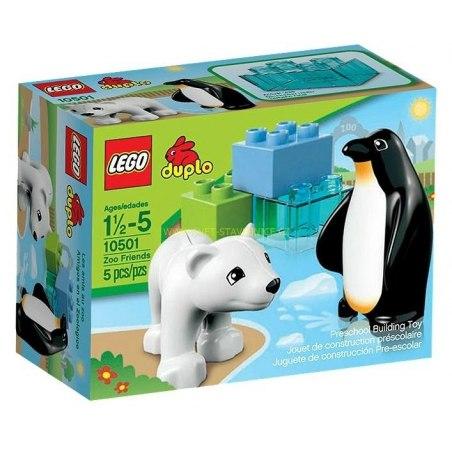 LEGO DUPLO - Zoo kamarádi 10501