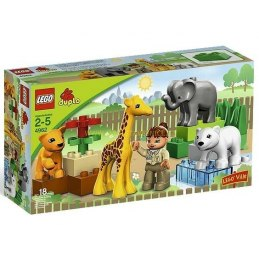 LEGO Duplo - Baby zoo 4962