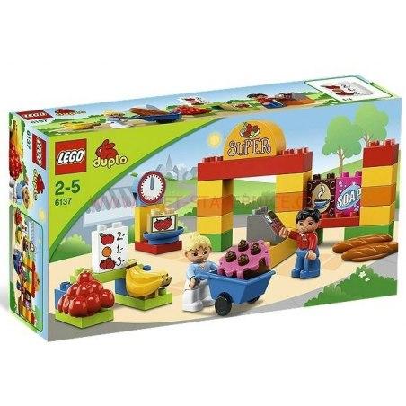 LEGO DUPLO - Můj první supermarket 6137