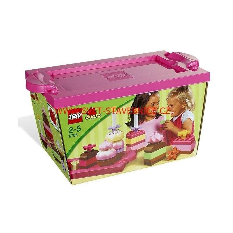LEGO DUPLO - Upeč si dort 6785