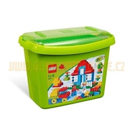 LEGO® DUPLO® Box s kostkami - deluxe 5507