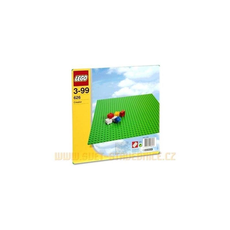 LEGO® Trávníková podložka na stavění 626