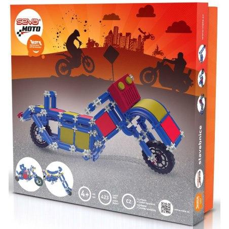 Seva Moto 423 dílků