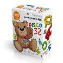 Vista DISCO 32 - základní barvy