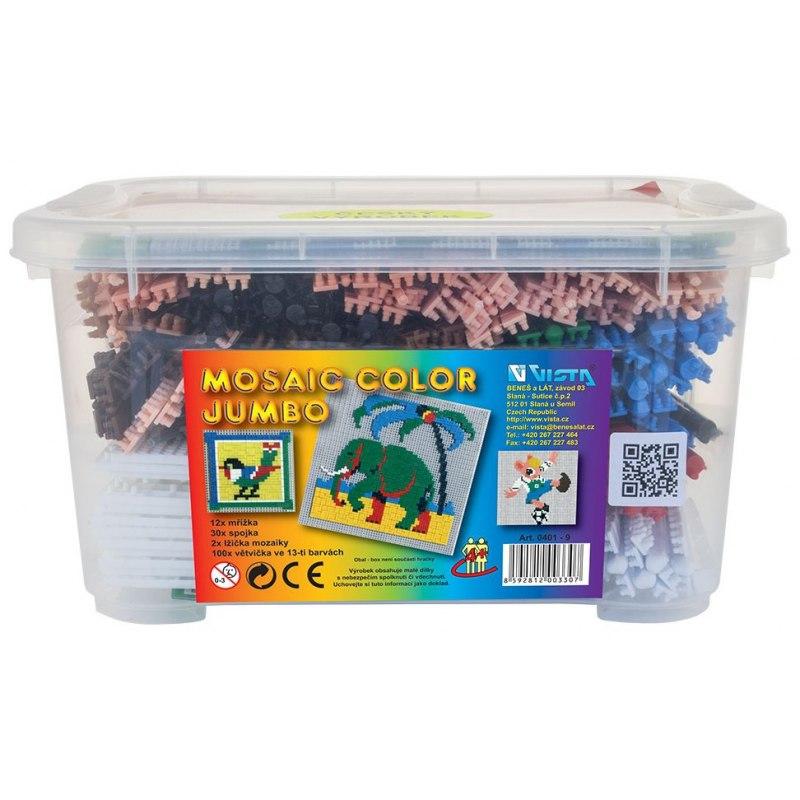 Mozaika - Vista Mosaic Color Jumbo