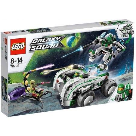 LEGO GALAXY SQUAD - Likvidátor havěti 70704