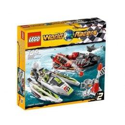 LEGO Racers - Rozeklaný útes 8897