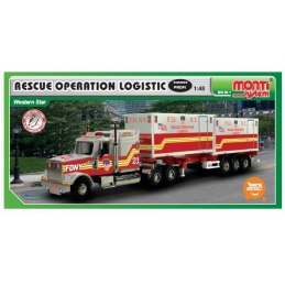 Monti System MS 25.1 - F.D.N.Y. Rescue Operation Logistic 1:48