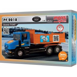 Monti System MS 62.2 - PF 2018 Scania T124C 1:48