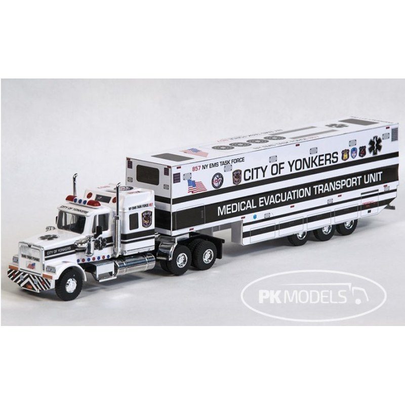 Monti System MS 1294 - CITY OF YONKERS WS 1:48